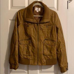 Xilaration Faux Leather Jacket Size XL
